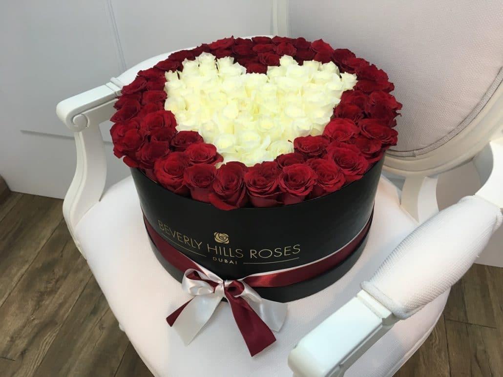 Beverly Hills Roses Valentine box2