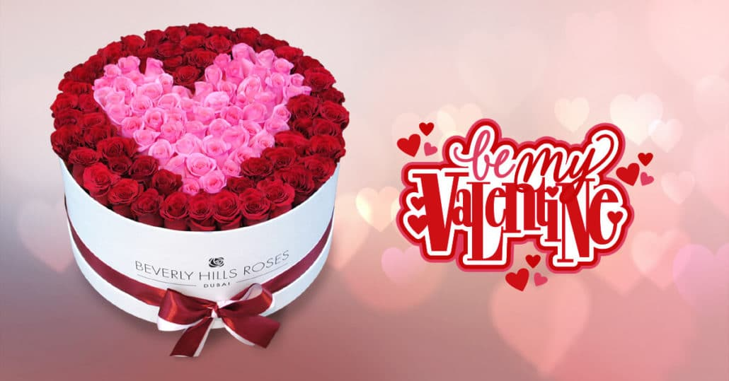 Valentine special Beverly Hills Roses