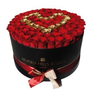 Roses in Dubai