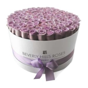 Light Purple roses in 'Vintage'
