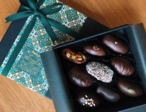 Mirzam ramadan Dark Chocolate Dates