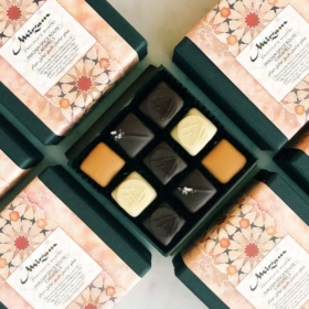 Spice Route Caramels
