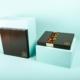Mixed Stuffed Dates in Ebony Box