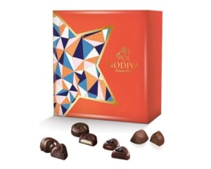 Chocolates in 'Glow'