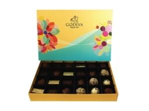 Godiva Chocolates, luxury truffles
