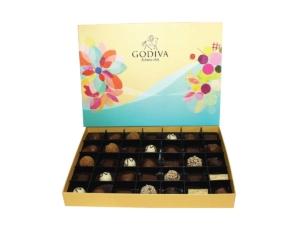 Godiva Chocolates, truffles