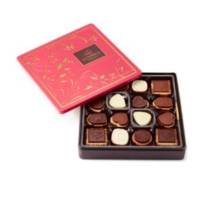Godiva Chocolate Biscuit Open Tin Large