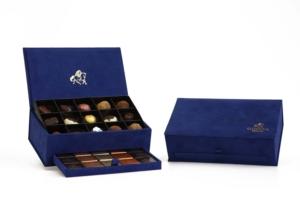 Godiva Luxury Royal Chocolate Box Blue Small
