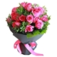 Roses in 'Hot Pink'