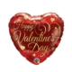 Valentine's Classic Heart Balloon