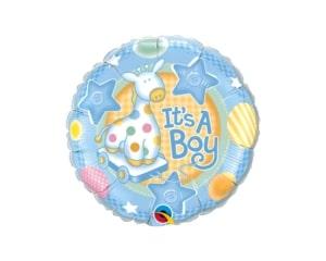 New Baby Boy Balloon