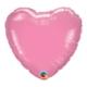 Light Pink Heart foil Balloon